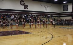 Dickinson Pep Rally