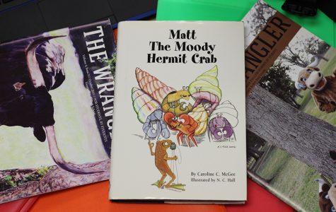 Book Review: Matt the Moody Hermit Crab