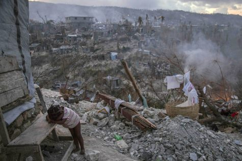 Tragedy in Haiti