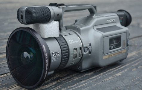 Why skaters prefer a VX1000 rather than an HD video camera.