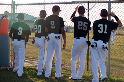 Gallery: JV Black Baseball, 2012 Season