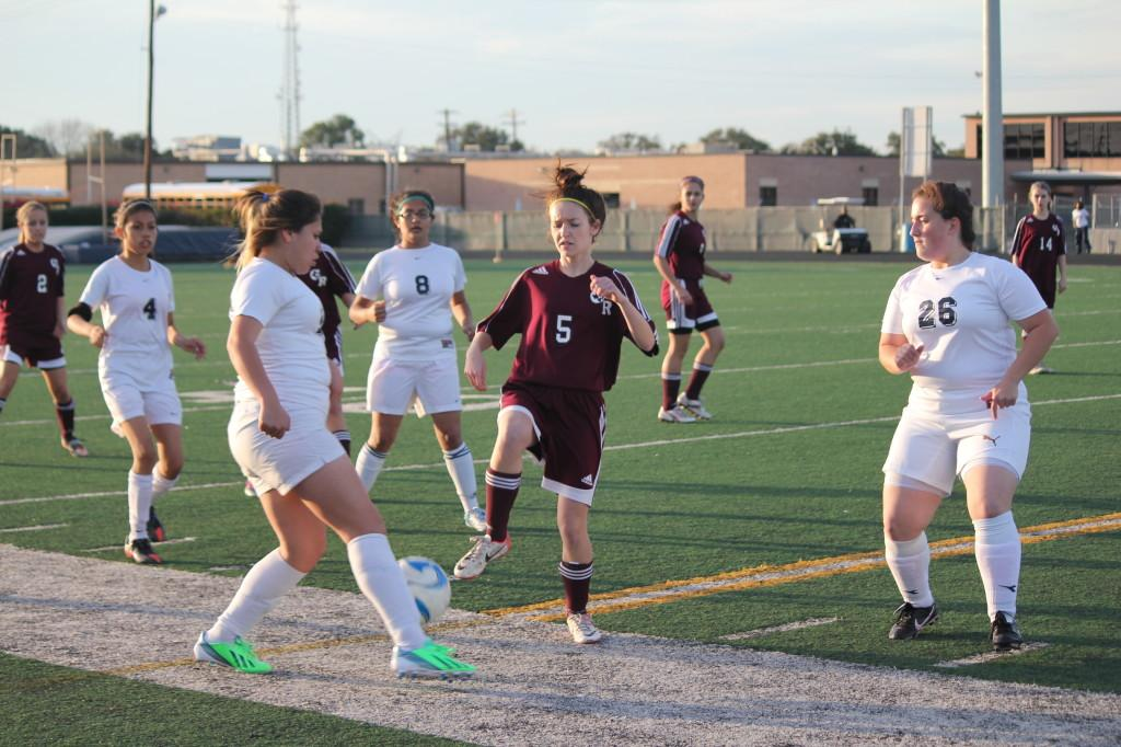 Lady+Longhorns%27+soccer+conquers+Ridge+Point