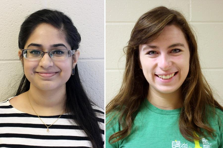 Seniors Accepted to College Early