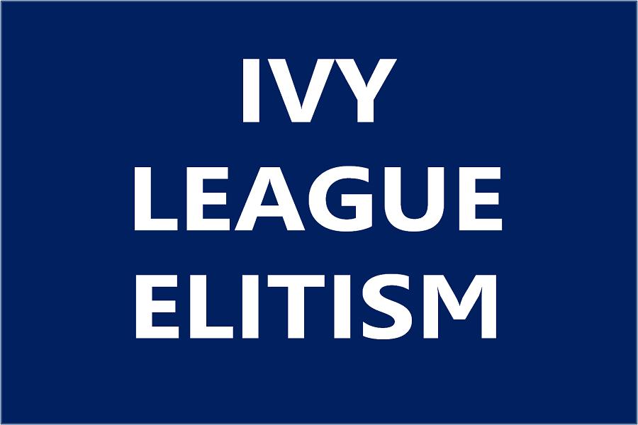 Ivy League Elitism