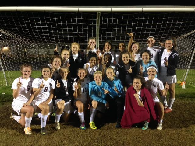 Varsity+Girls+Soccer+Defeats+Foster+1-0+and+Secures+District+Championship