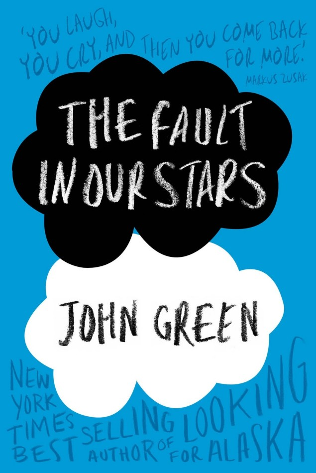 Book+review%3A+The+Fault+in+Our+Stars
