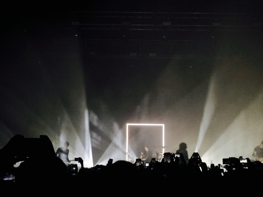 The+1975+concert