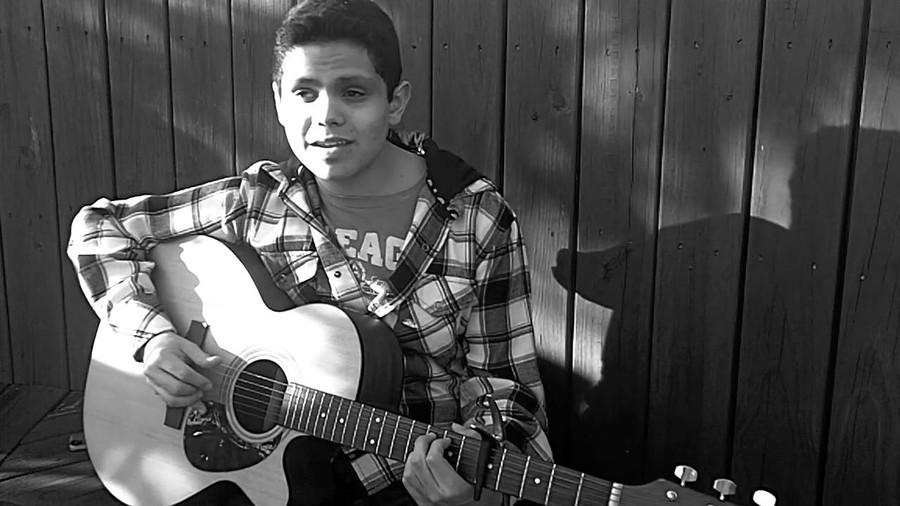 Dito+sings+a+cover+of+Landon+Austin%27s+song%2C+Once+in+a+Lifetime.
