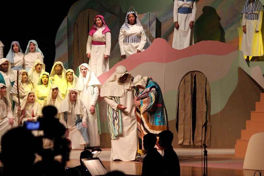 Theatre's Production of Joseph and the Amazing Technicolor Dreamcoat