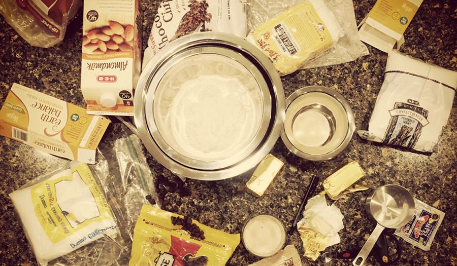Vegan Baking Ingredients