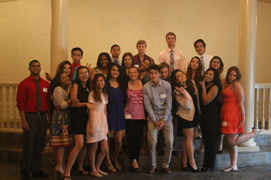2014-2015+George+Ranch+co-op+class.