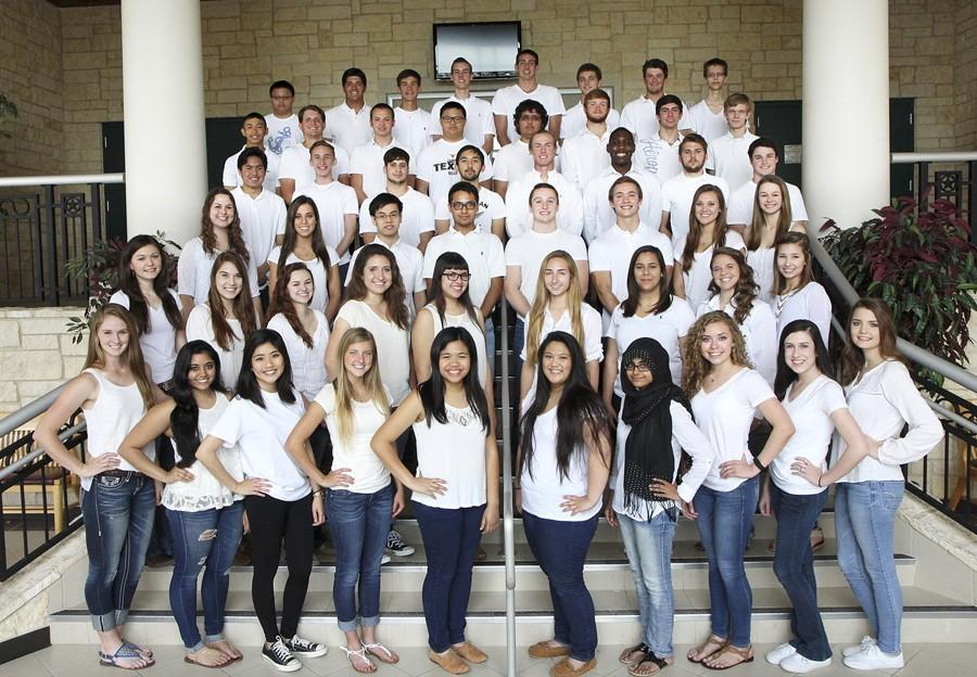 Class of 2015 top ten percent