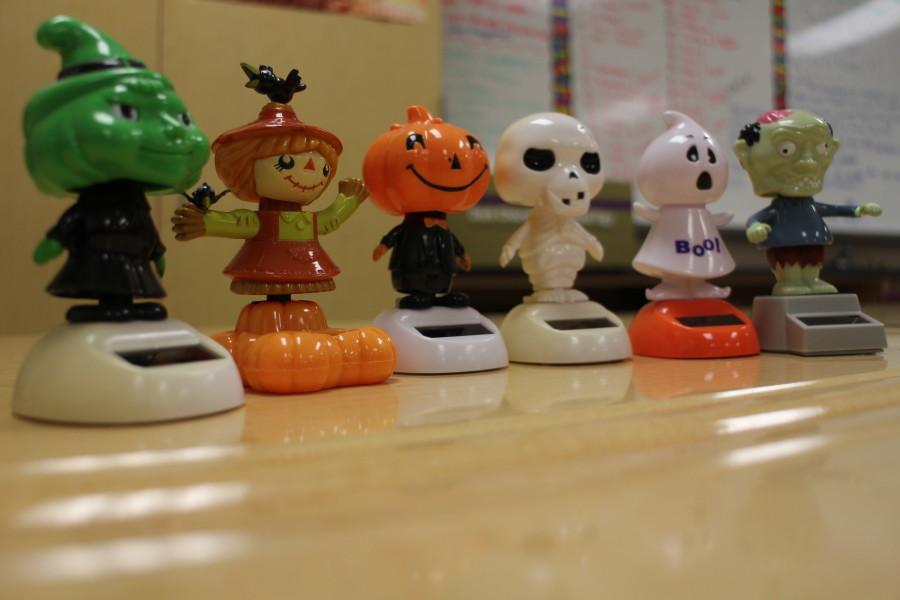 'This is Halloween, this is Halloween, Halloween, Halloween, Halloween!!