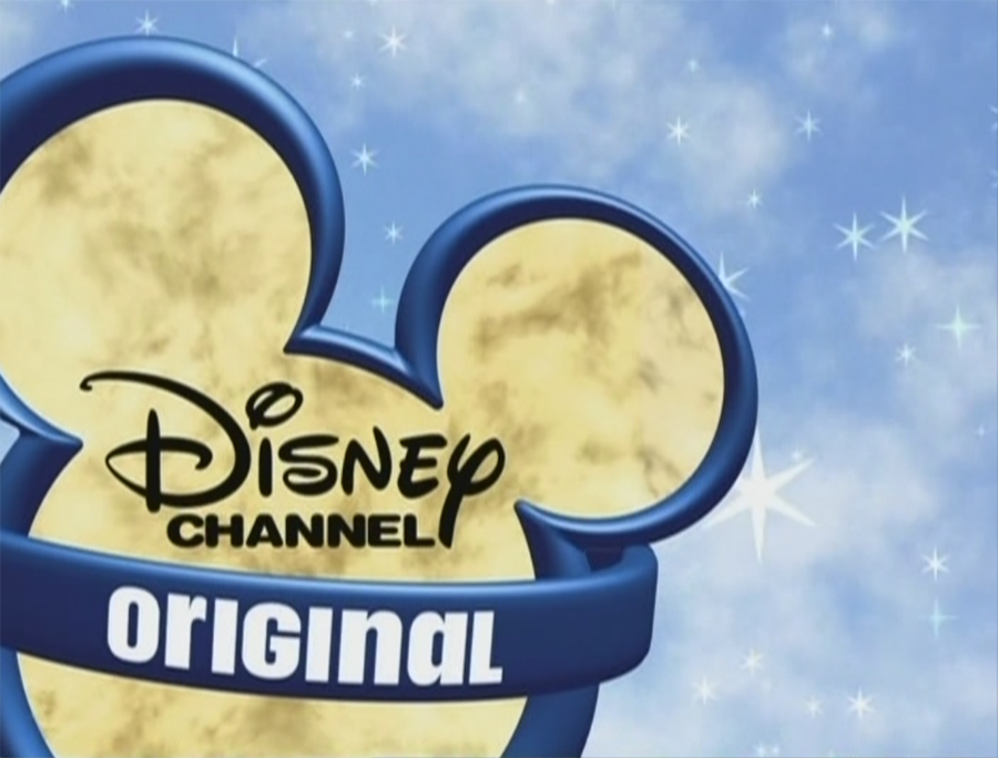 Back in the 2000s when Disney Channel had the simple mickey mouse head logo that was usually drawn out by the Disney stars themselves.