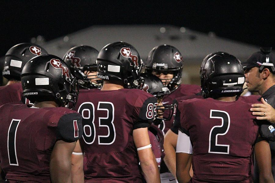 George Ranch offensive line