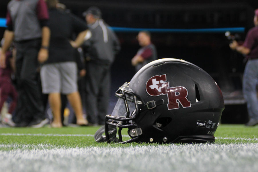 Football Playoffs : Varsity vs. Vista Ridge
