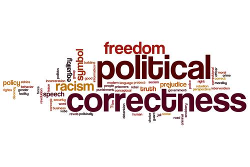 Political correctness isn't a problem