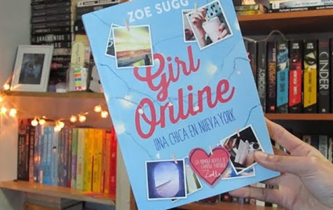 Girls all over the internet can not stop talking about Zoe Sugg's book Girl Online.