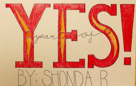 """Year of Yes: How to Dance it out, Stand in the Sun and Be Your Own Person"" by Shonda Rhimes"