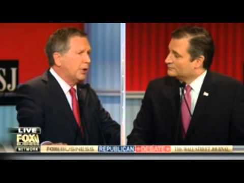 Ted Cruz and John Kasich are teaming up