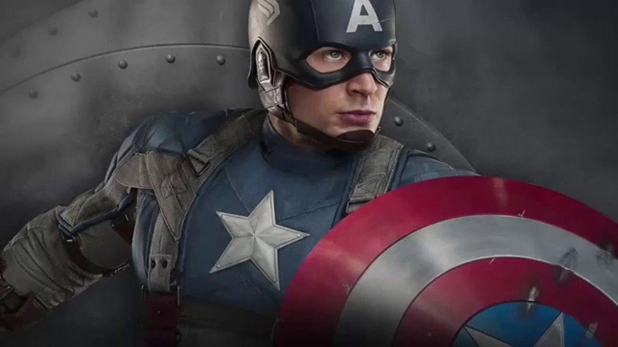 Chris+Evans+plays+Captain+America+a.k.a+Steve+Rogers+in+the+upcoming+movie+Captain+America%3A+Civil+War.