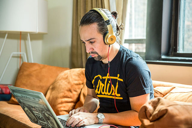 Lin-Manuel Miranda has not only starred in such amazing musicals, but is also the genius behind the music.