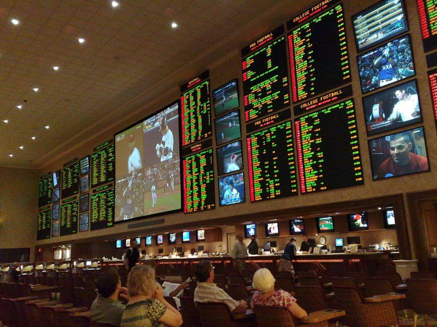 Sports+betting+should+be+legal
