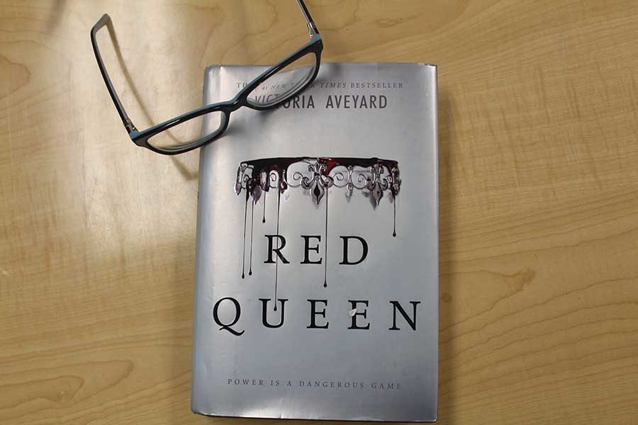 The Red Queen by Victoria Aveyard is so good, it's a challenge to put down.