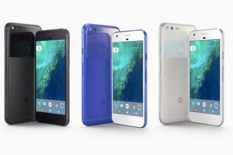 The model options for the Google Pixel released by google at https://madeby.google.com/phone/