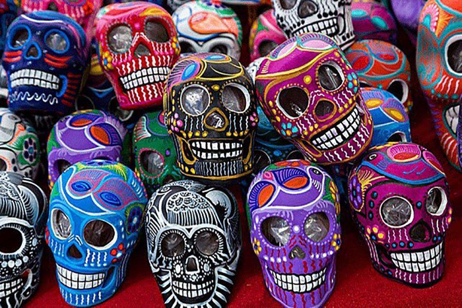 Day+of+the+Dead+skulls