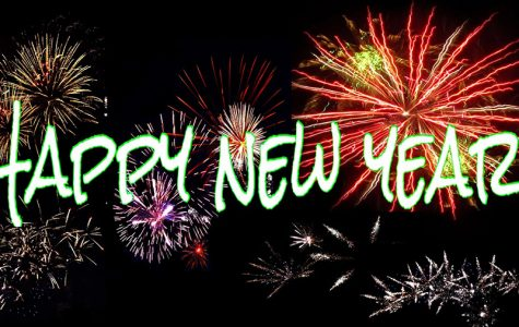 Happy New Year and best wishes to those leaving GR