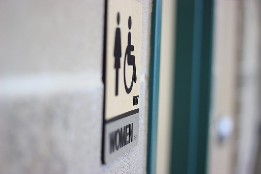 Keep all restrooms clean