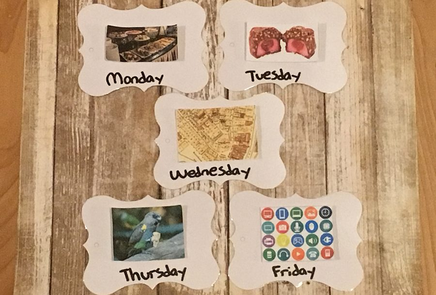 National days of the week 1/2 - 1/6