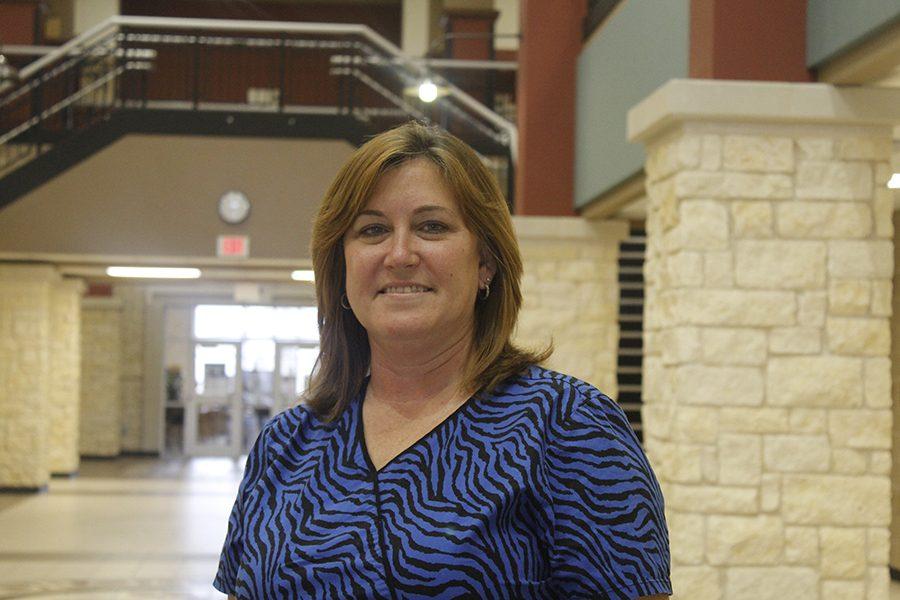 Mrs. Patton, Nurse at George Ranch High School