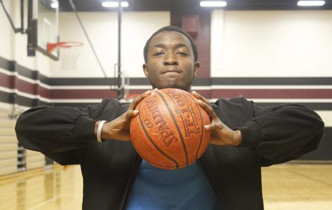 Kelechi Nkwocha(11), plans to start his career in basketball, and hopes to encourage others to follow their dream.