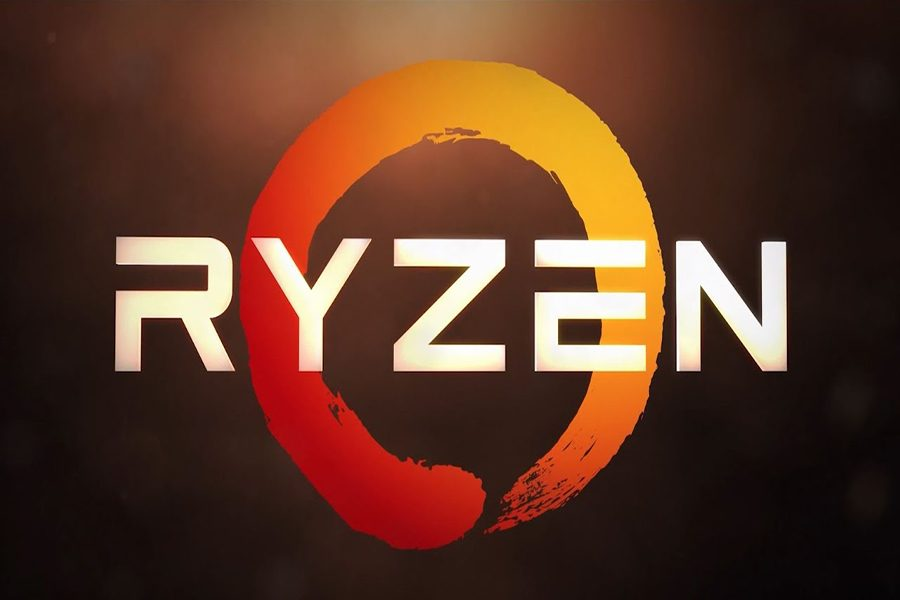 Ryzen's official logo. credit: AMD