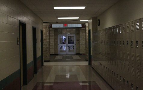A hallway of George Ranch.