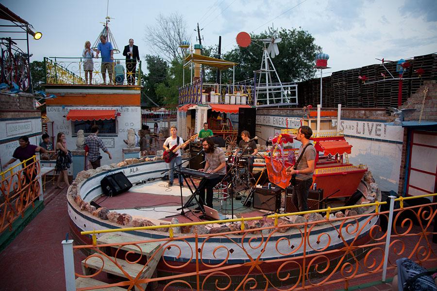 Art Car Ball 2012