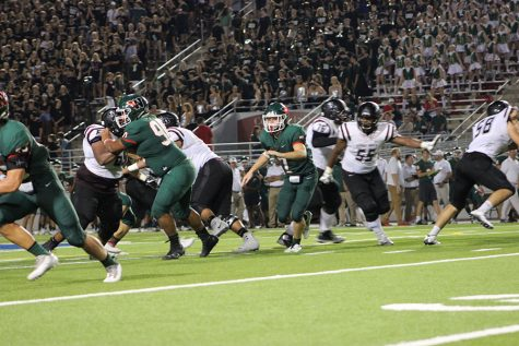 George Ranch vs The Woodlands