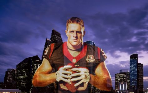 J.J Watt Rebuilds Houston
