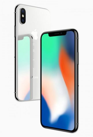 Credit: Apple Overview of iPhone X