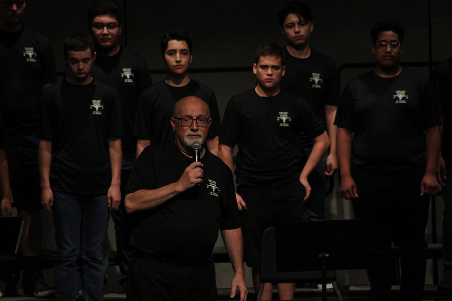 Dr. Johnson speaks about the type of tones men can sing.