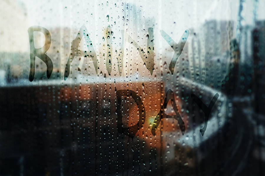 Rainy Days Playlist: The Calm and the Storm