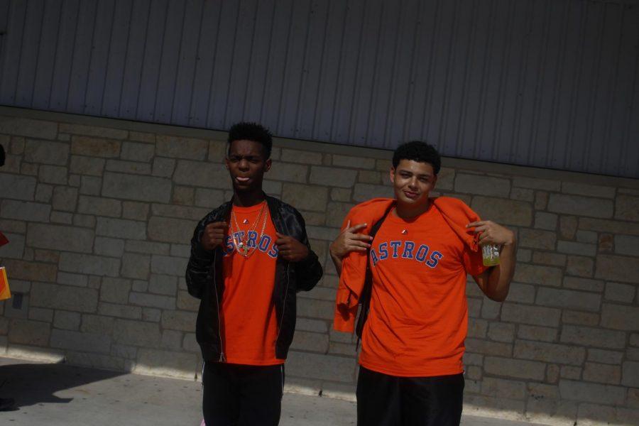 Bryan and Juan
