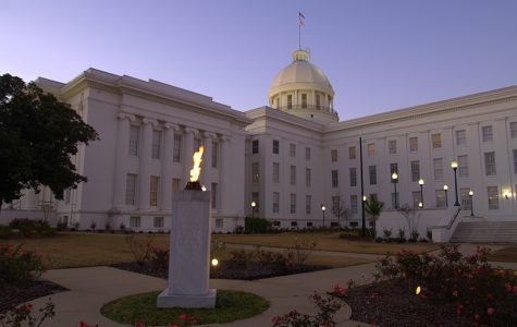 Capitol building for Alabama
