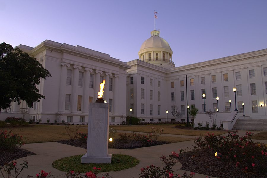 Capitol+building+for+Alabama