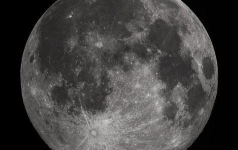 If you have never seen it before, this is the moon.