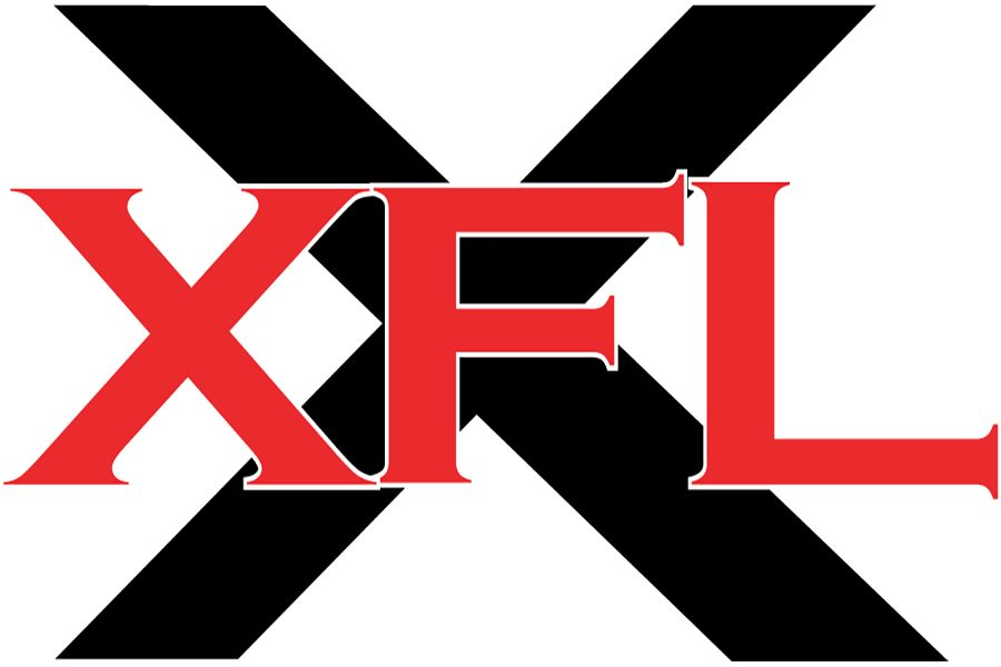 The old XFL logo