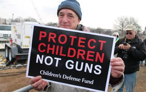 National Walk Out in Protest Against Gun Violence