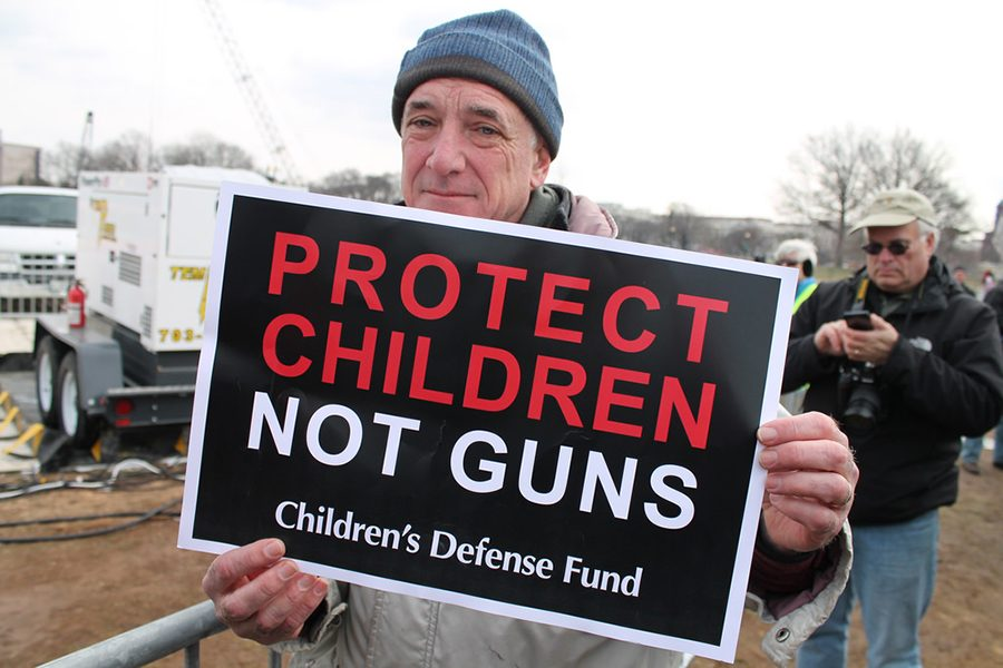 National+Walk+Out+in+Protest+Against+Gun+Violence